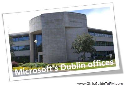 MS Dublin office