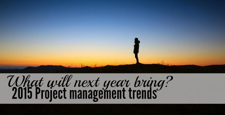 2015 project management trends
