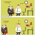 Project management cartoon