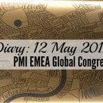 Video Diary PMI Global Congress EMEA 2015