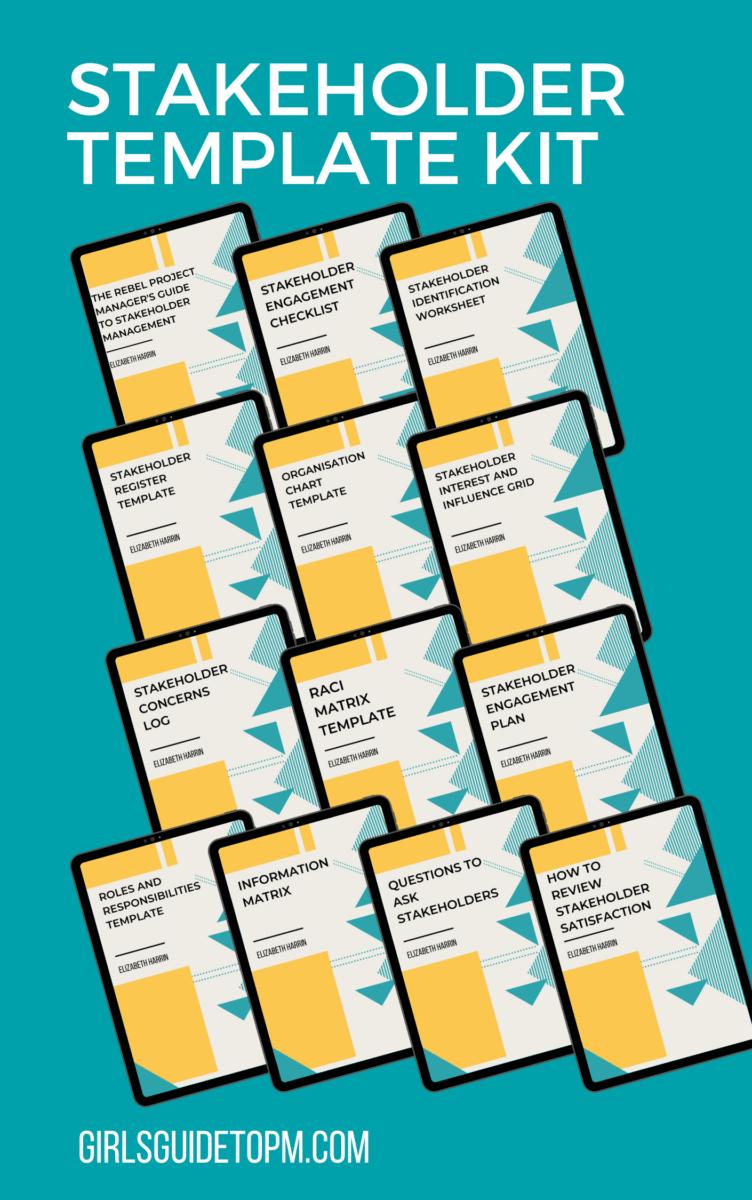 Stakeholder template kit