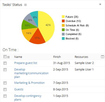 Celoxis software review_Risk register