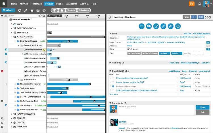 LiquidPlanner-screenshot-projects-editpanel