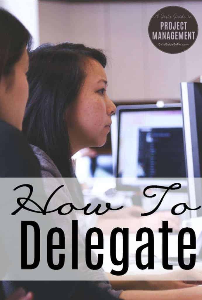 Como delegar