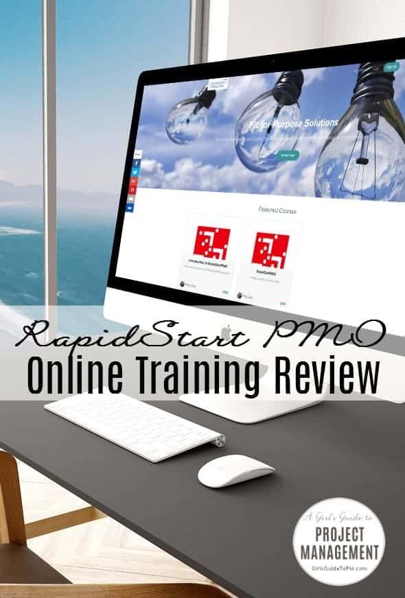 Online Training RapidStart PMO Review
