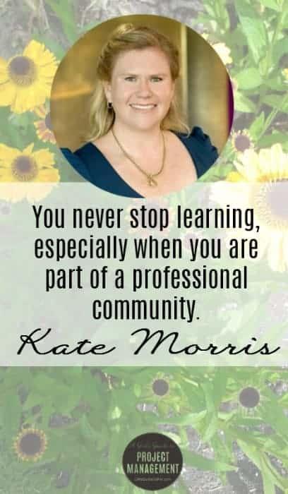 Kate Morris quote