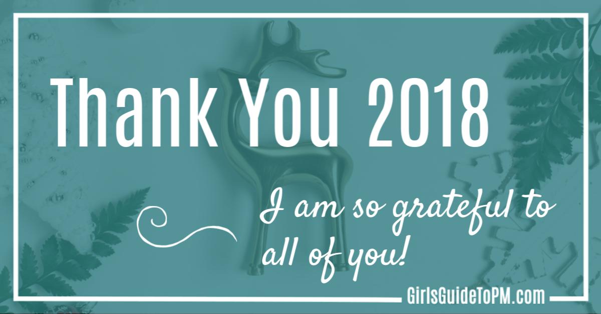 2018 Gratitude