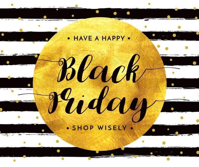 Black Friday Deals: for Project Management