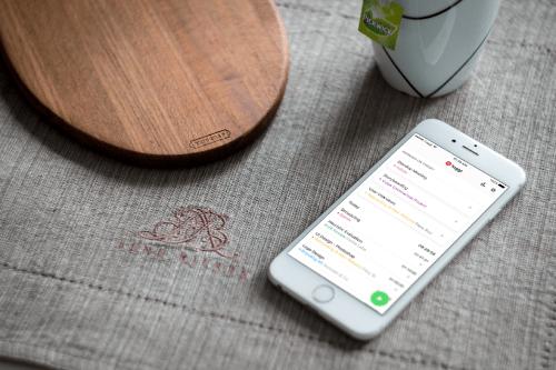 Toggl mobile app