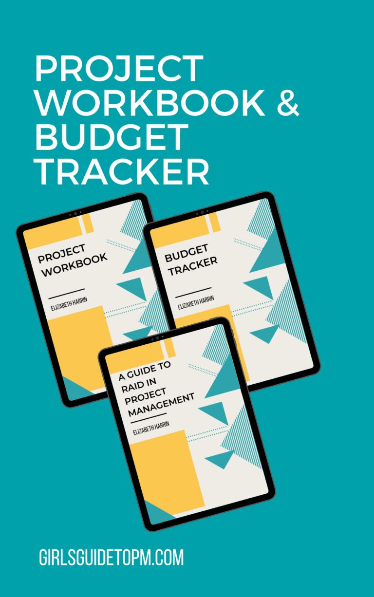 Project Workbook + Budget Templates