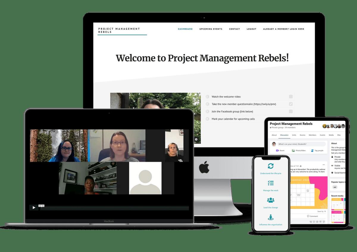 Project management membership