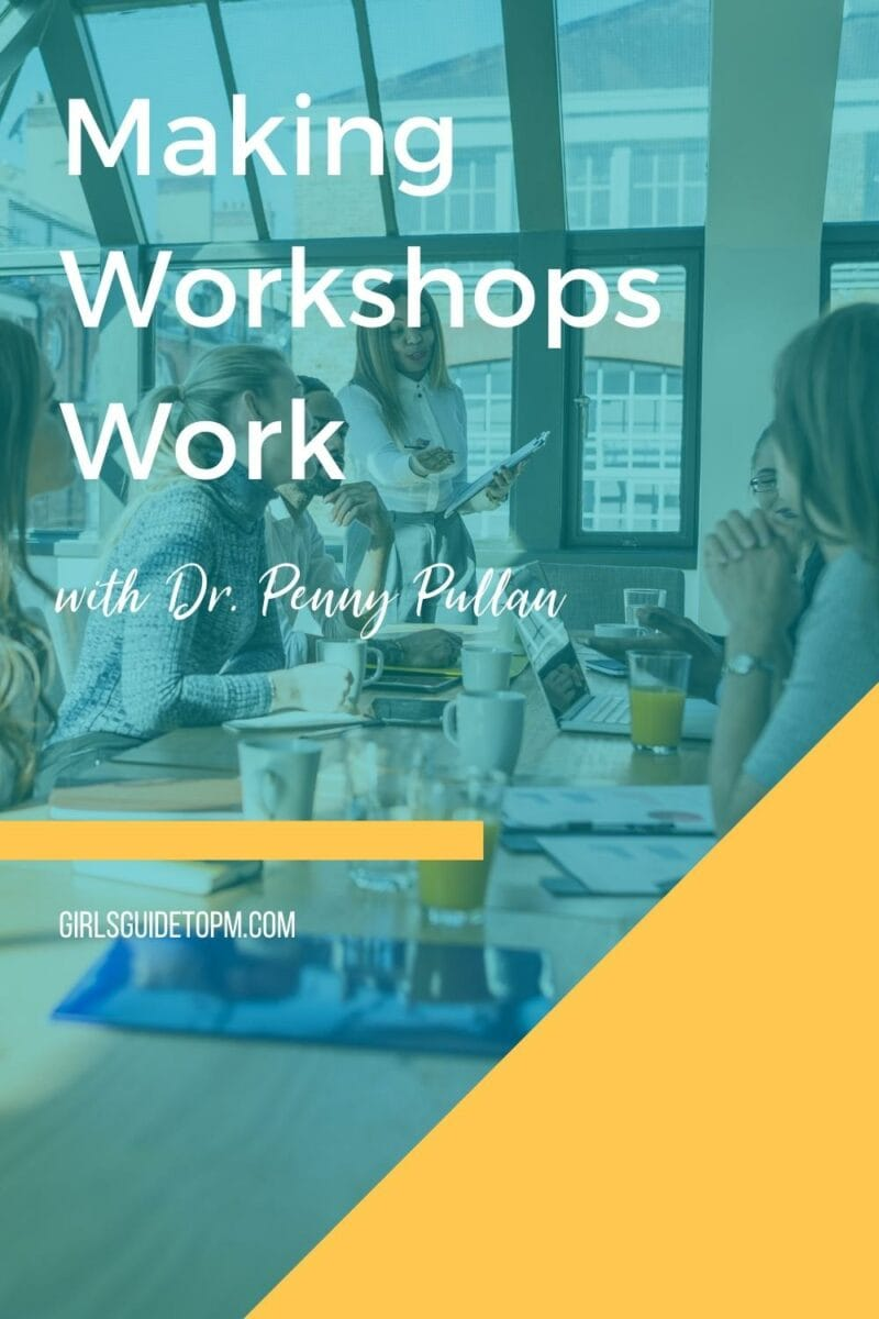 making workshops work