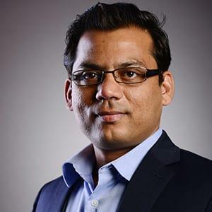 Krishna Kumar CEO of Simplilearn Solutions